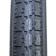 AL044 24 x 1 3/8″ Dark Gray STREET TIRE Fits Most