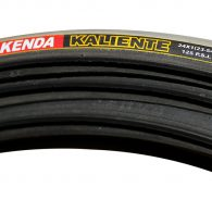 KENDA KALIENTE CAMBER 15 DEGREE, GREY/DARK SKIN (Sold in Pairs)