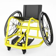 HAMMER Sports Wheelchair by Colours N Motion