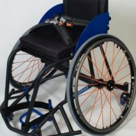 Thunder Professional Grade Basketball Wheelchair by Per4Max