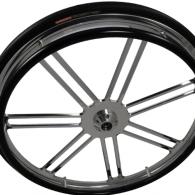 Glide – Custom Billet Aluminum Wheelchair Wheel