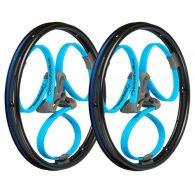Carbon Fiber Suspension Wheels by Loop Wheels