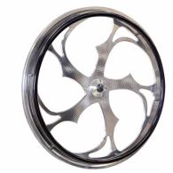 Phoenix – Custom Billet Aluminum Wheelchair Wheel