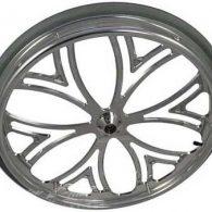 Stratus – Custom Billet Aluminum Wheelchair Wheel