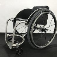 El Torro – Custom Titanium Wheelchair