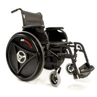 The ROWHEELS Revolution 1.0 Wheelchair