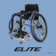 Elite Basketball Wheelchair by RGK Wheelchairs