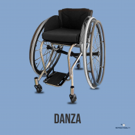 Danza Dance Wheelchair from RGK Wheelchairs